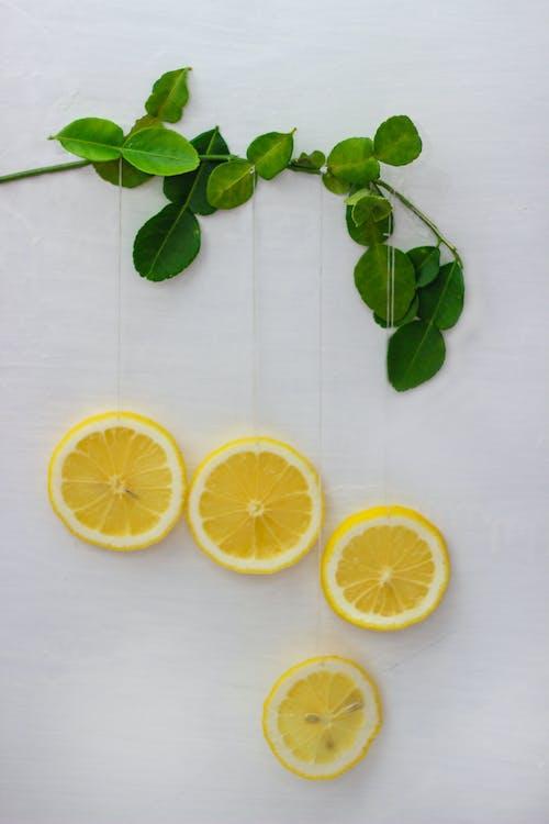 Gratis lagerfoto af citron, citroner, frisk, frugt