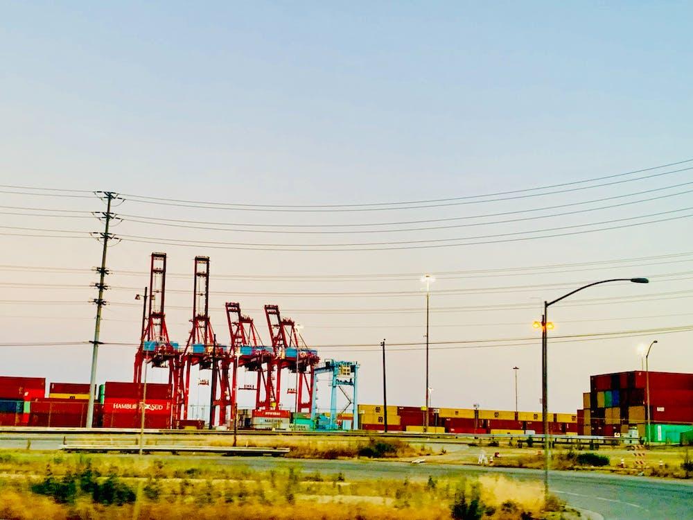 Fotos de stock gratuitas de puerto de long beach, puerto.