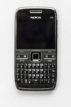 Free stock photo of smartphone, writing, keyboard, classic