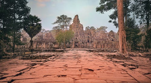 Photos gratuites de angkor vat, architecture, autrefois, cambodge