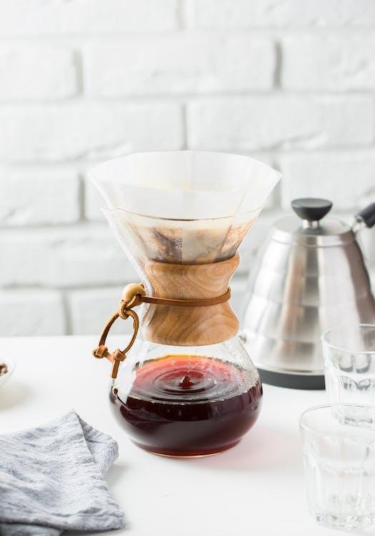 Photo Of Brewed Coffee