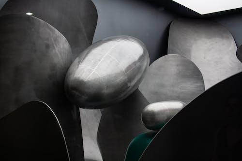 ダーク, 光沢のある, 形状, 明るいの無料の写真素材