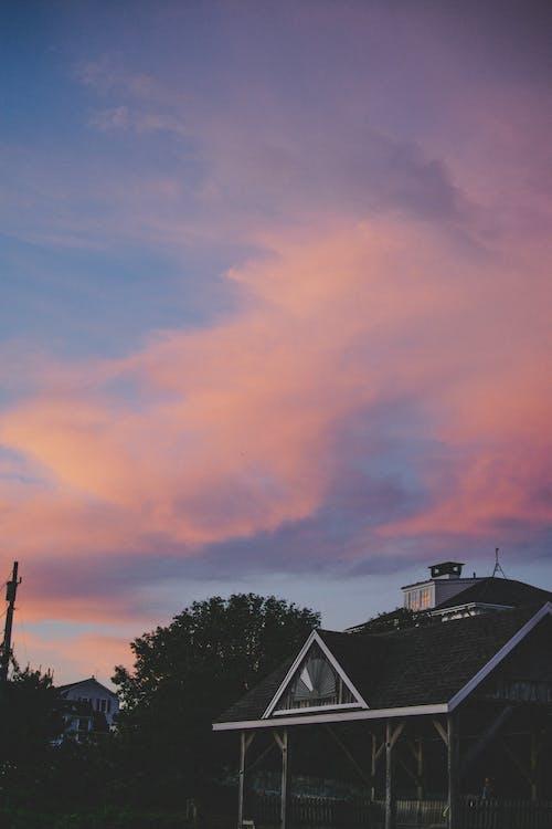 Безкоштовне стокове фото на тему «вродлива, Захід сонця, колір, небо»