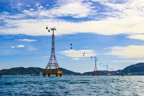 asılı, deniz, okyanus, Su içeren Ücretsiz stok fotoğraf