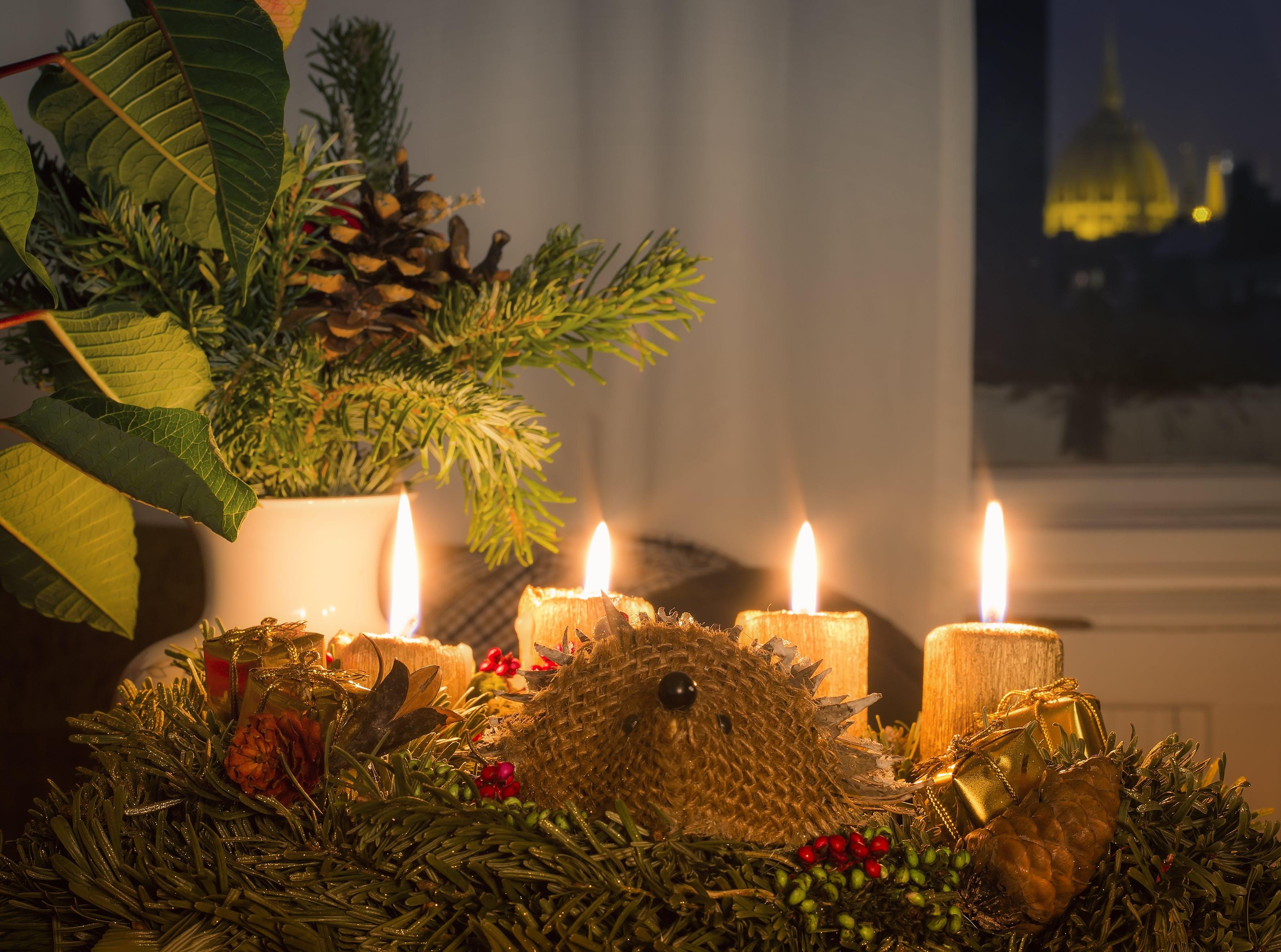 Free stock photo of Adobe Photoshop, advent, Budapest, candle