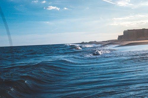 Fotos de stock gratuitas de arena de playa, belleza en la naturaleza, costa, Oceano