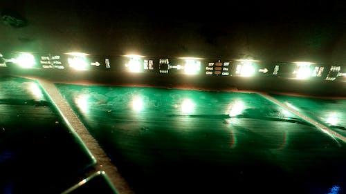 Gratis stockfoto met groen, groen licht, lampen, led lampjes