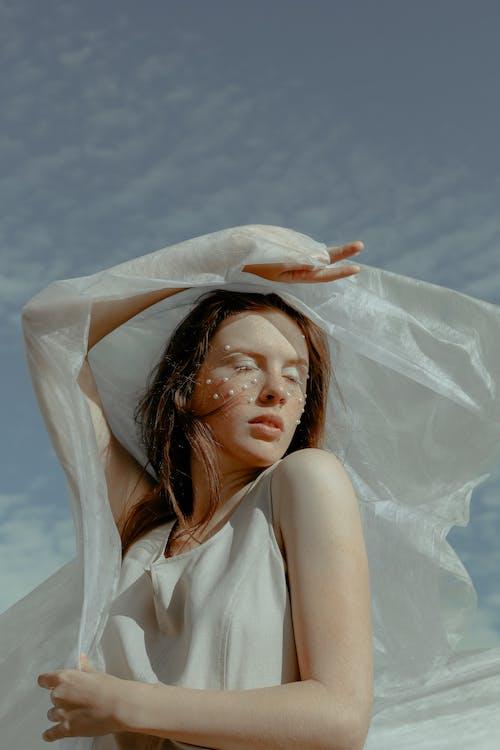 Fotos de stock gratuitas de belleza, bonita, bonito, bufanda
