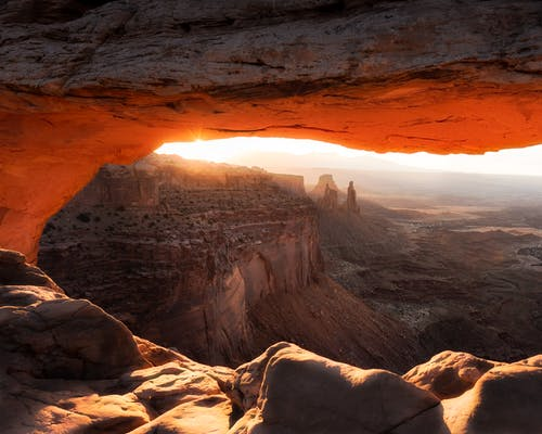 Gratis arkivbilde med canyon, geologi, landskap, natur
