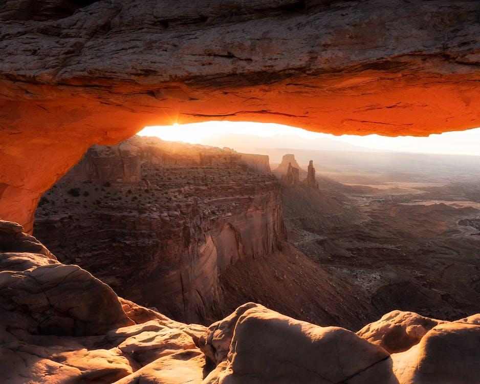 Геологія, гора, камені