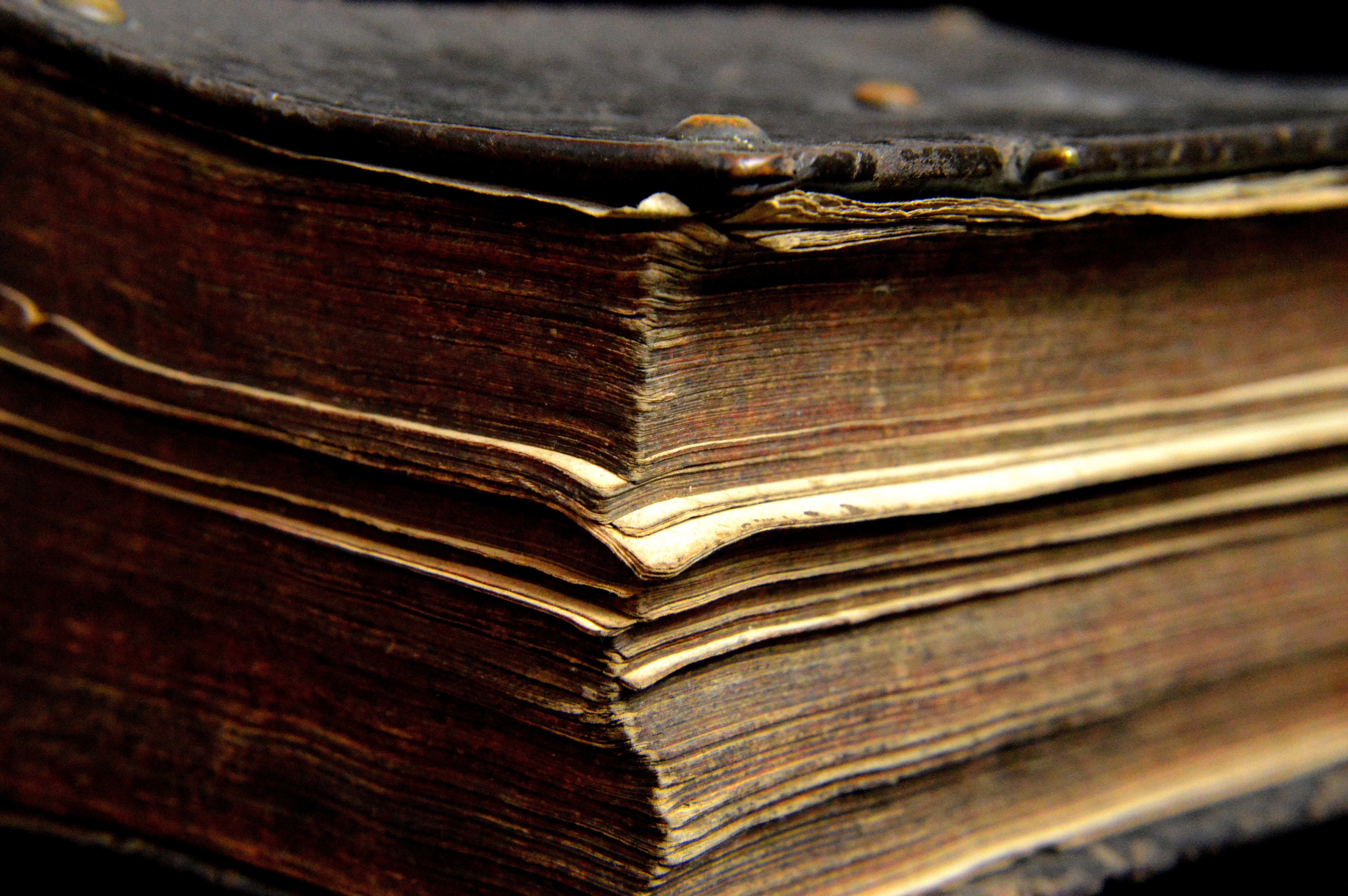 Free stock photo of old, book, catholic, paper