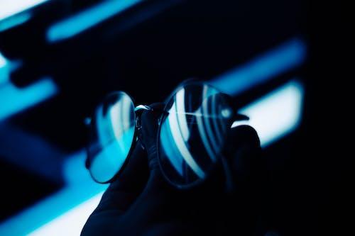 Gratis arkivbilde med lett, neon, neon kunst, oculos