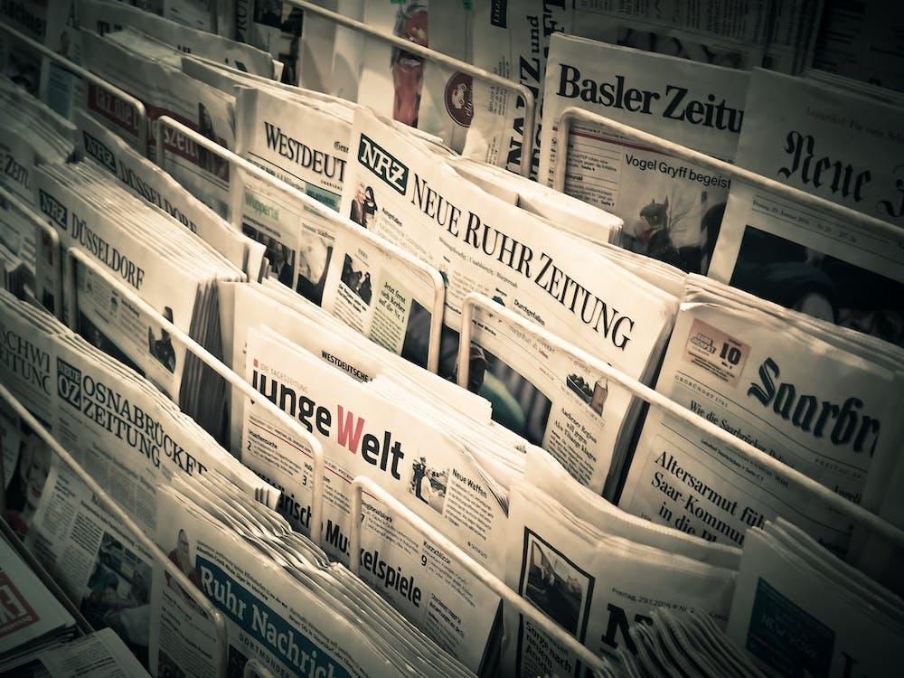 Newspaper Lot