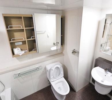 Free stock photo of bathroom, interior, sink, interior design