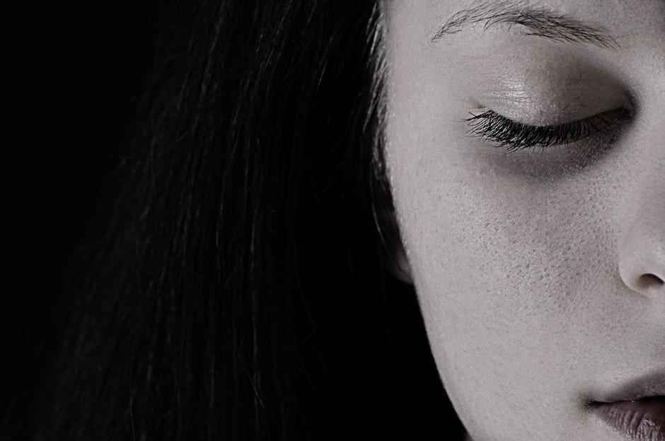 depression, girl, sadness