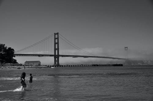Photos gratuites de californie, eaux bleues, enfants, états-unis