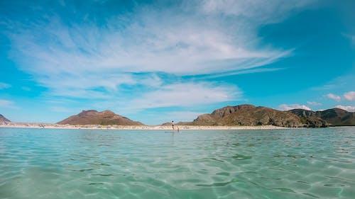 Бесплатное стоковое фото с baja california sur, веселье, вода, горы