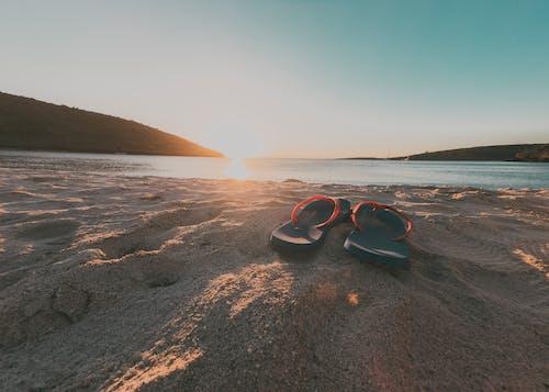 คลังภาพถ่ายฟรี ของ playa balandra, sandels, การท่องเที่ยว, การผจญภัย