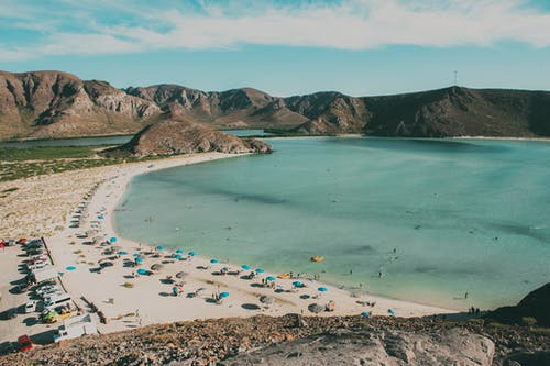 Δωρεάν στοκ φωτογραφιών με baja california, baja california sur, playa balandra, βουνά