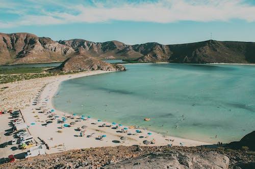 Photos gratuites de aventure, baja california sur, baja californie, eau turquoise