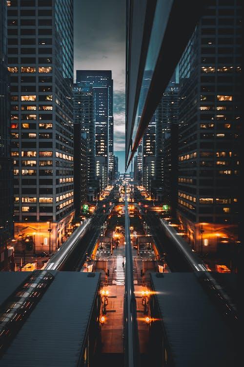 Fotos de stock gratuitas de arquitectura, céntrico, centro de la ciudad, chicago