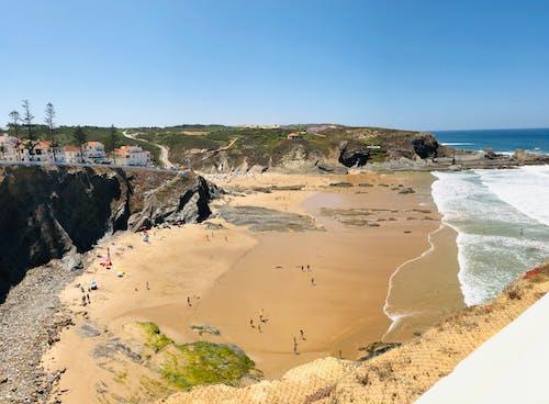 Imagine de stoc gratuită din faleză, pace, paradis, Portugalia