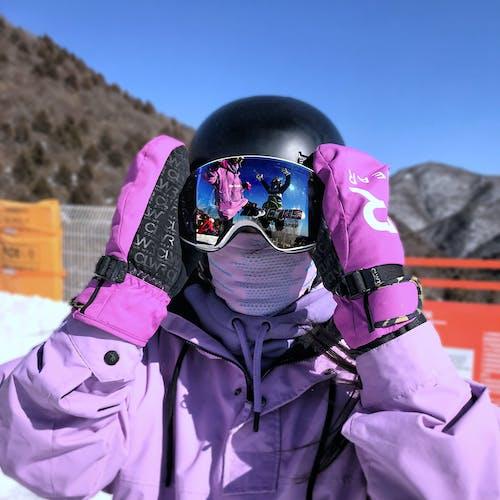 Ingyenes stockfotó dzseki, emberek, hideg, hó témában
