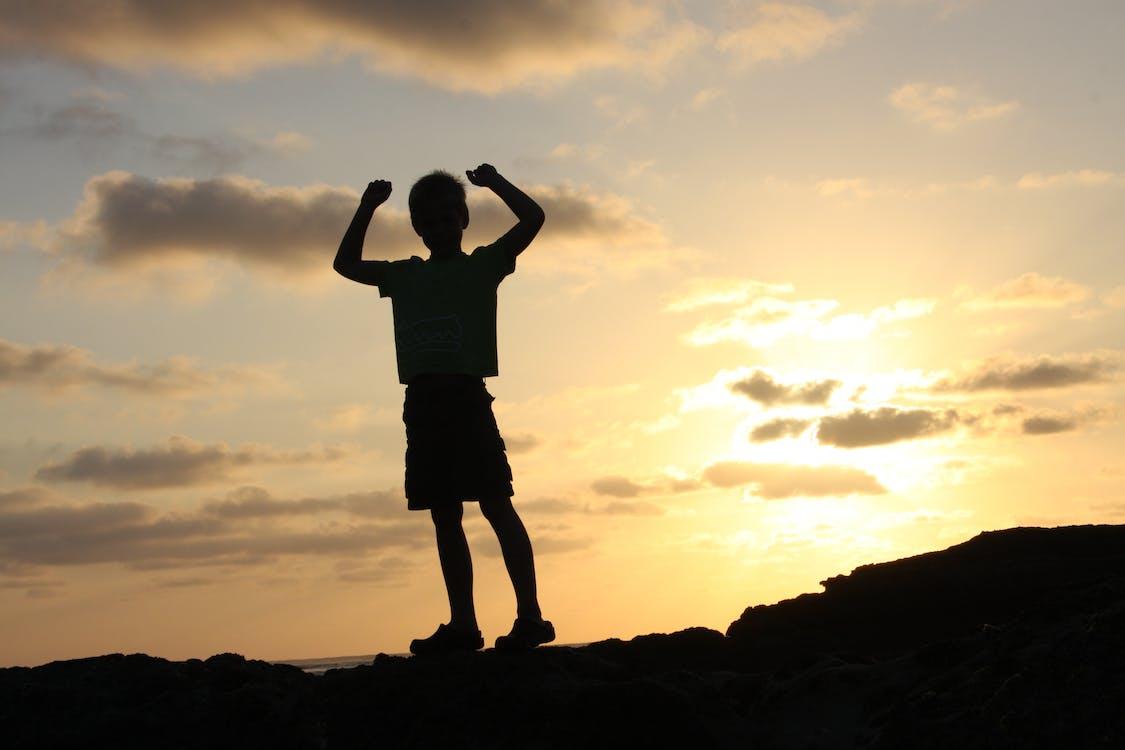 Kostenloses Stock Foto zu erfolg, erreichen, himmel