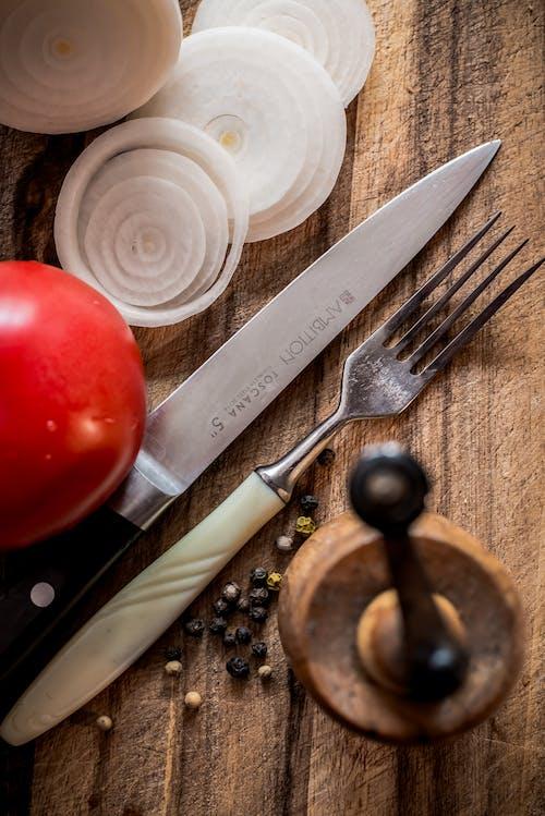 Knife Beside Fork
