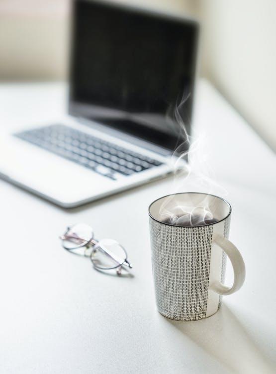 drink, kawa, komputer