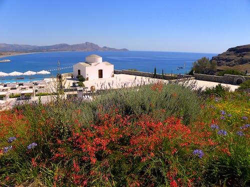 Ilmainen kuvapankkikuva tunnisteilla aegean, Kappeli, kreikan saari, Kreikka