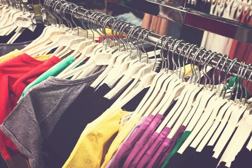 Free stock photo of apparel, background, boutique, business