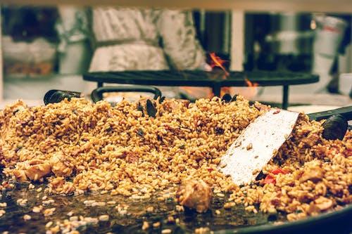 Gratis lagerfoto af biryani, cuisine, delikat, dybstegt