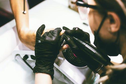 修手指甲, 剪手指甲, 專業, 工作的 的 免费素材照片