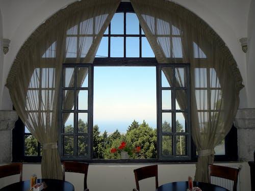 Ilmainen kuvapankkikuva tunnisteilla Historiallinen rakennus, hotelli, kreikan saari, Kreikka