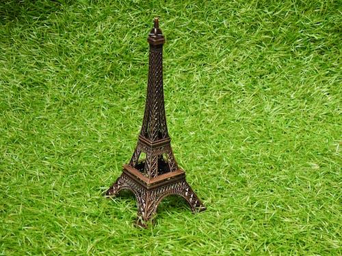 Ingyenes stockfotó autók, Eiffel-torony, emlékmű, fém témában
