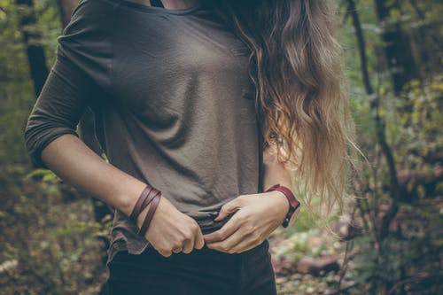 Fotobanka sbezplatnými fotkami na tému človek, dáma, dievča, les