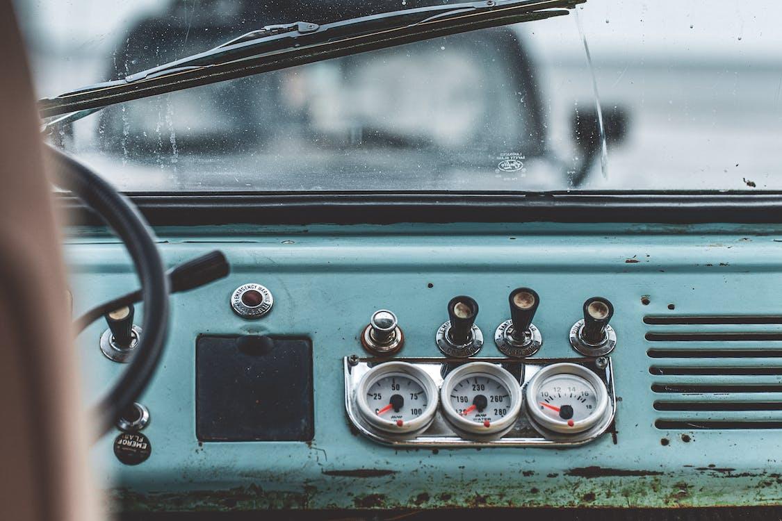 vintage, ανεμοθώρακας, αυτοκίνηση