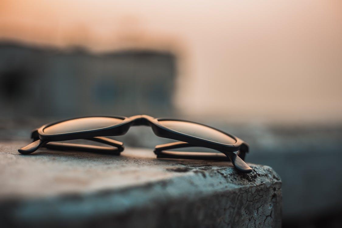 90's Ray Ban Folding Wayfarer W0670 B&L, black sunglasses, ray ban