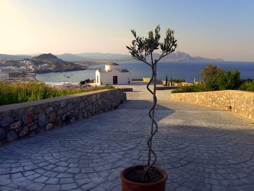 Ilmainen kuvapankkikuva tunnisteilla Kappeli, kreikan saari, lahti, merinäköala