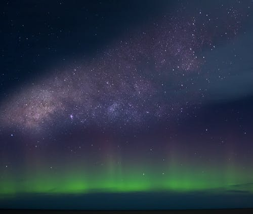 갤럭시, 밤, 별, 별 모양의 무료 스톡 사진