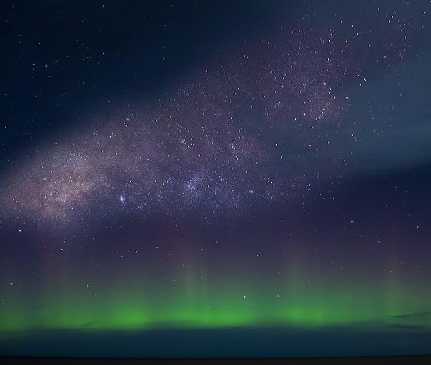 天空, 宇宙, 星星