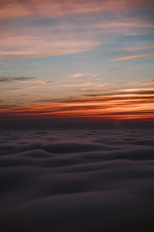 Foto d'estoc gratuïta de a l'aire lliure, aire, alba, ambient