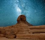 nature, sky, sand