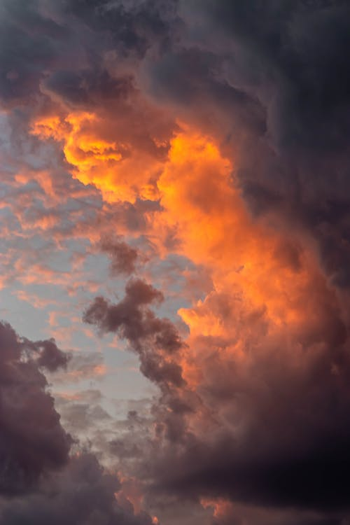 Gratis arkivbilde med @outdoor, daggry, himmel