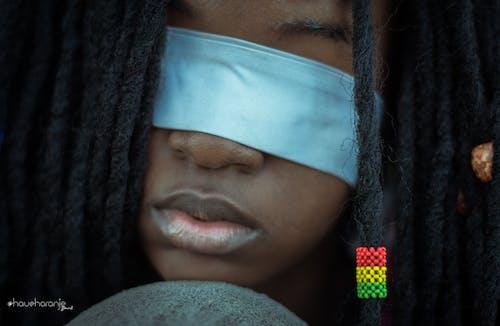 Δωρεάν στοκ φωτογραφιών με chaucharanjebrand, κατακόρυφη εικόνα, λυπημένος, τυφλός