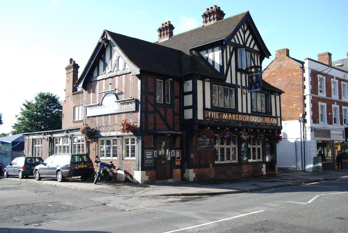 Free stock photo of english pub