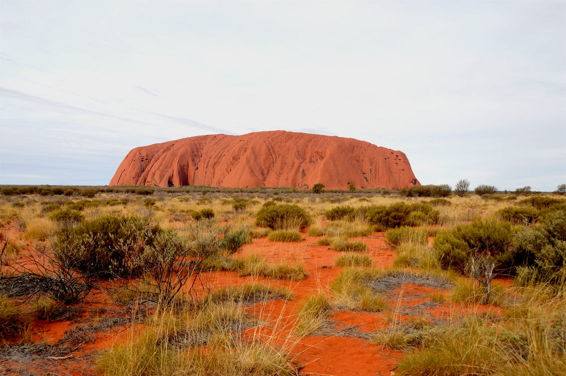 Free stock photo of Ayers Rock, Uluru