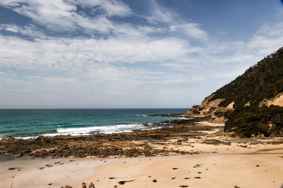 Австралия, берег моря, береговая линия