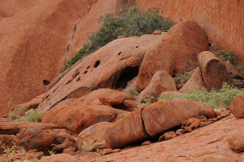 Foto profissional grátis de cavernas de uluru